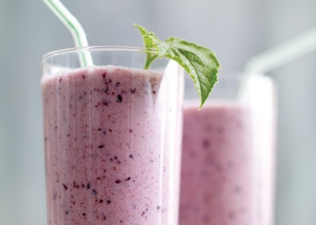 Blueberry Cucumber Smoothie Recipe